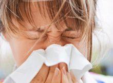 sintomas do sarampo