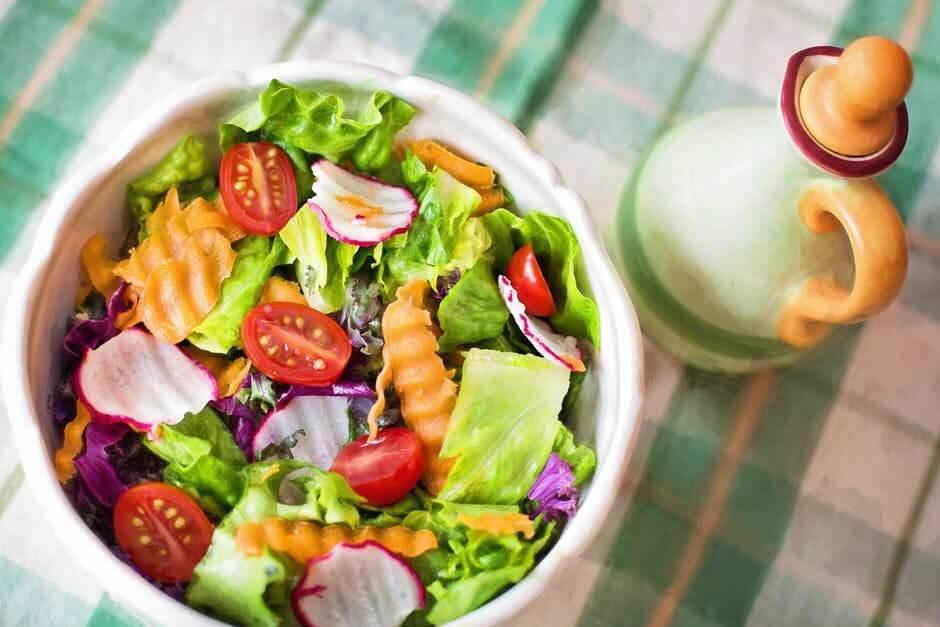 Dieta Low Carb Vegetariana