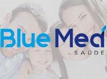 blue med